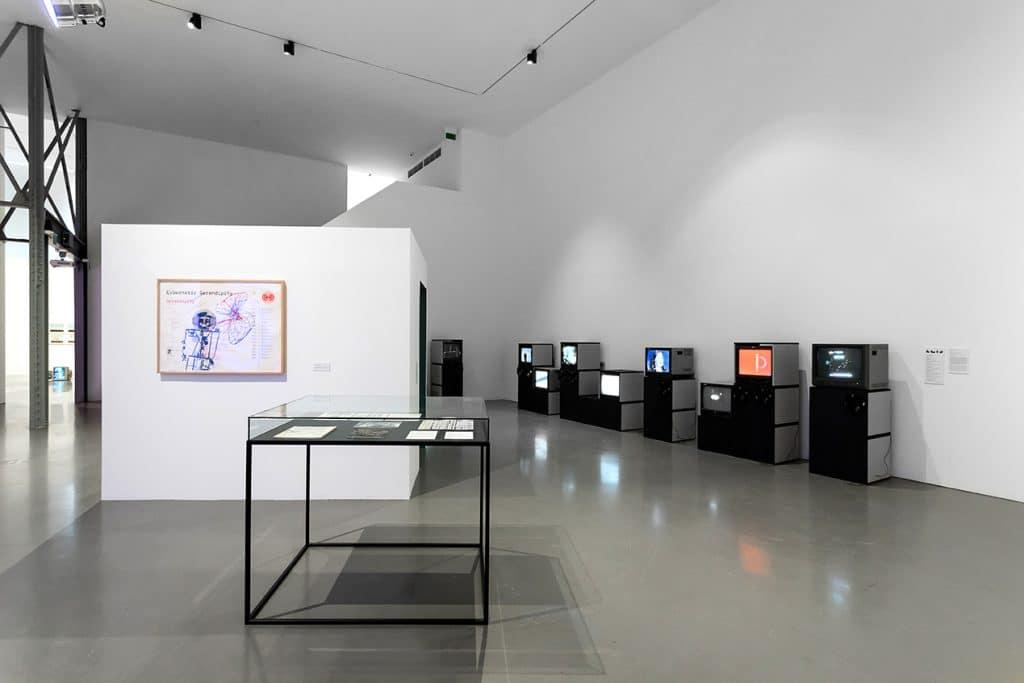 Eco-Visionaries & Electronic Superhighway. MAAT Museum exhibition