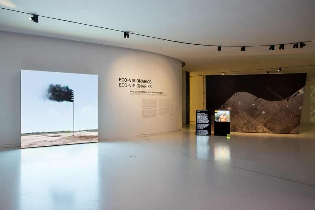 Eco-Visionaries & Electronic Superhighway. MAAT Museum exhibition