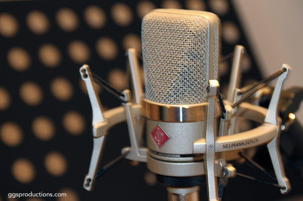 Neumann Berlin microphone